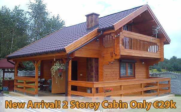 Timber Cabins And Log Cabins In Ireland Dublin Kildare Meath And