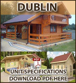 Timber Houses And Log Cabins In Dublin Kildare Meath Wicklow And