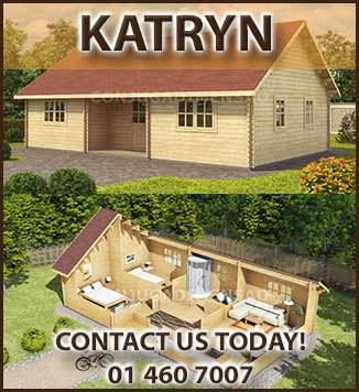 Katyrn Timber Houses and Log Cabins Brochure in Dublin and Ireland