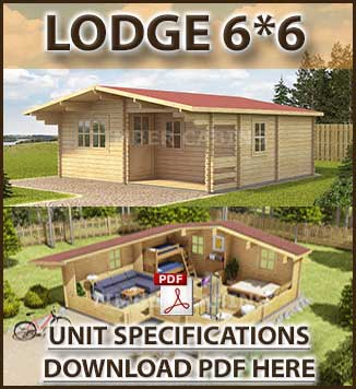 Lodge Timber Cabins and Log Cabins in Dublin and Ireland Brochure in Dublin and Ireland. We manufacture and fit timber and log cabins in Ireland.